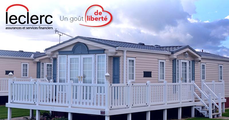 assurance maison mobile leclerc assurances services financiers. Black Bedroom Furniture Sets. Home Design Ideas