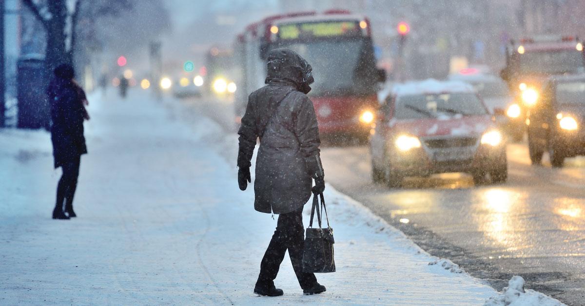 L'hiver rime avec froid : précautions à prendre