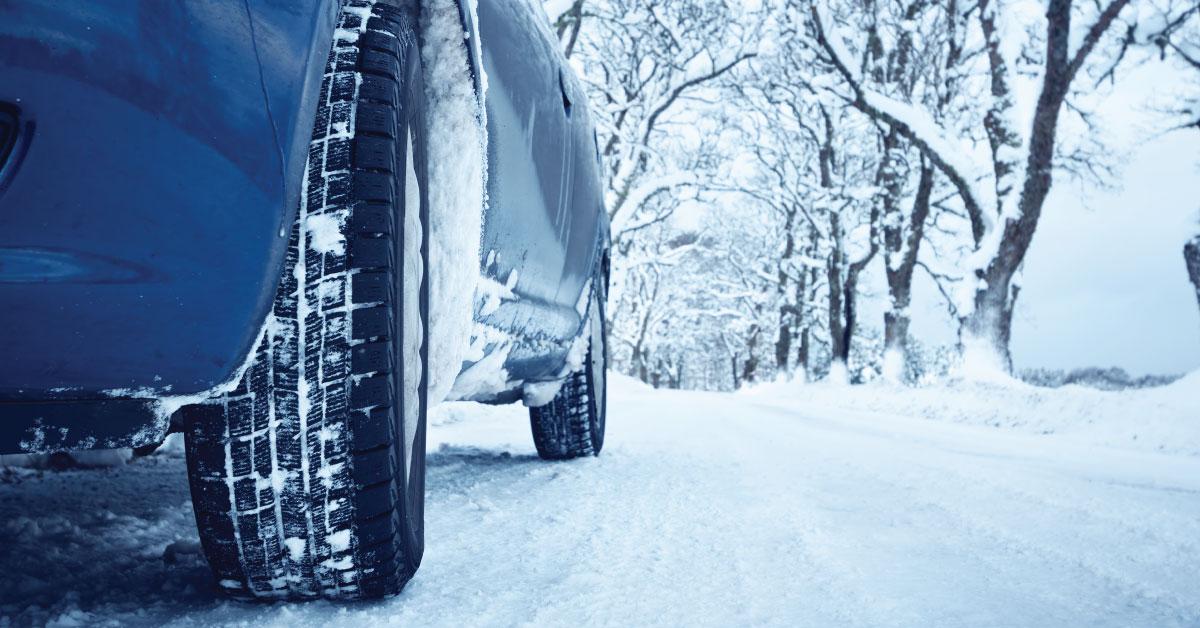 L'importance des pneus en hiver
