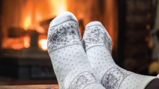 Le chauffage au bois : Fort agréable, mais qu'en est-il pour la santé et l'environnement?