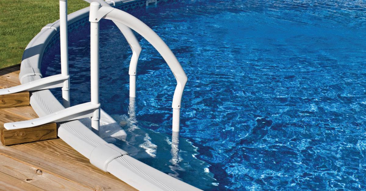 Vous avez une piscine ou un spa? Vous devez en informer votre courtier.