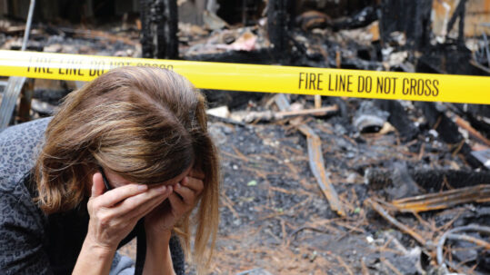 Petites précautions pour éviter les risques d'incendie