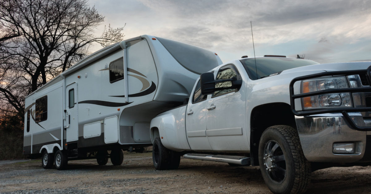 Important information for the new RV owner